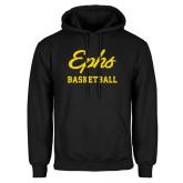 Black Fleece Hoodie-Ephs Basketball