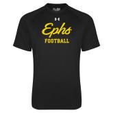 Under Armour Black Tech Tee-Ephs Football