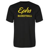 Performance Black Tee-Ephs Basketball