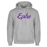 Grey Fleece Hoodie-Ephs