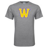 Grey T Shirt-W