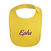 Yellow Baby Bib-Ephs
