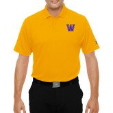 Under Armour Gold Performance Polo-W