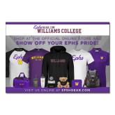 Promotional 5.50 x 3.75 FREE Flyer-Williams College w/ W