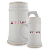 Full Color Decorative Ceramic Mug 22oz-Primary Mark - Athletics