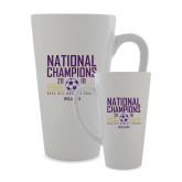 Full Color Latte Mug 17oz-2018 NCAA DIII National Champions