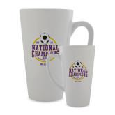 Full Color Latte Mug 17oz-NCAA DIII National Champions