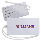 Luggage Tag-Primary Mark - Athletics