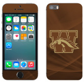 iPhone 5/5s Skin-W w/ Bronco