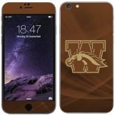 iPhone 6 Plus Skin-W w/ Bronco