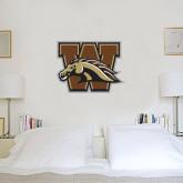 3 ft x 3 ft Fan WallSkinz-W w/ Bronco