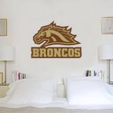 3 ft x 3 ft Fan WallSkinz-Broncos w/ Bronco Head