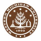 Large Decal-WMU Seal