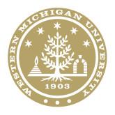Large Decal-WMU Seal Gold