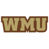 Extra Large Decal-WMU, 18 inches wide