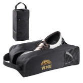 Northwest Golf Shoe Bag-WMU w/ Bronco Head