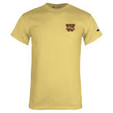 Champion Vegas Gold T Shirt-W w/ Bronco