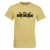 Champion Vegas Gold T Shirt-Row the Boat
