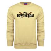 Champion Vegas Gold Fleece Crew-Row the Boat