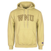Champion Vegas Gold Fleece Hoodie-Arched WMU
