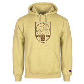 Champion Vegas Gold Fleece Hoodie-Soccer Shield