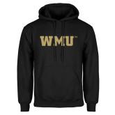 Black Fleece Hood-WMU