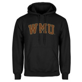 Black Fleece Hoodie-Arched WMU
