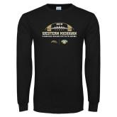 Black Long Sleeve T Shirt-2018 Potato Bowl Champs
