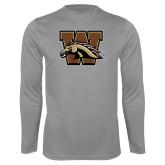 Syntrel Performance Steel Longsleeve Shirt-W w/ Bronco