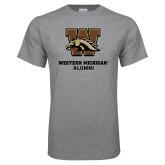 Sport Grey T Shirt-Alumni