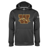 Under Armour Carbon Performance Sweats Team Hoodie-W w/ Bronco