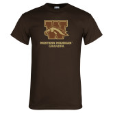 Brown T Shirt-Grandpa