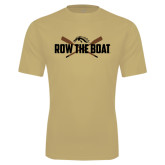 Syntrel Performance Vegas Gold Tee-Row the Boat