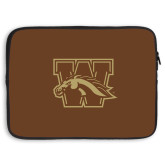 15 inch Neoprene Laptop Sleeve-W w/ Bronco