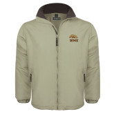Vegas Gold Survivor Jacket-WMU w/ Bronco Head