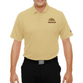 Under Armour Vegas Gold Performance Polo-Broncos w/ Bronco Head