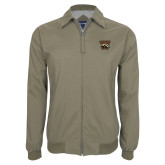 Khaki Players Jacket-W w/ Bronco