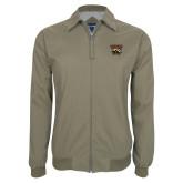 Khaki Players Jacket-W w/ Bronco