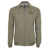 Khaki Players Jacket-WMU