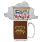 Cookies N Cocoa Gift Mug-W w/ Bronco