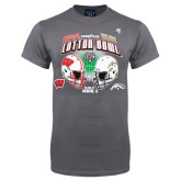 Cotton Bowl Charcoal T-Shirt-
