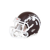 Matte Brown Speed Mini Helmet-