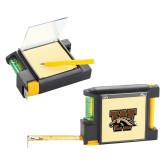 Measure Pad Leveler 6 Ft. Tape Measure-W w/ Bronco