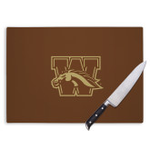 Cutting Board-W w/ Bronco