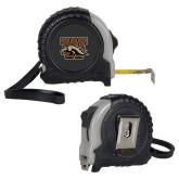 Journeyman Locking 10 Ft. Silver Tape Measure-W w/ Bronco