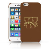 iPhone 6 Plus Phone Case-W w/ Bronco