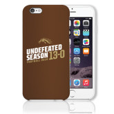 iPhone 6 Plus Phone Case-Undefeated Season Football 2016