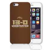 iPhone 6 Plus Phone Case-13-0 Undefeated Football Season 2016