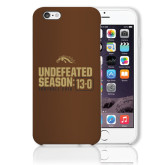 iPhone 6 Plus Phone Case-Undefeated Season 13-0 Football 2016