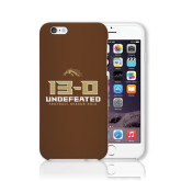 iPhone 6 Phone Case-13-0 Undefeated Football Season 2016